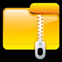 Compressed, Folder Icon