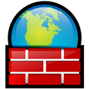 Firewall, Network Icon