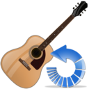 Guitar, Reload Icon