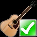 Guitar, Ok Icon