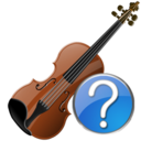 Help, Violin Icon