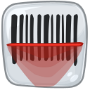 Barcode, Reader Icon