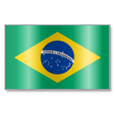 Br, Bra, Brazil, Flag Icon