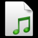 Audio, Gnome, Mime Icon
