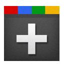 Google, Icon, Plus, Set Icon