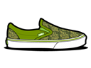 Crocodile, Vans Icon