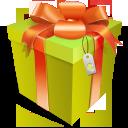 Box, Gift Icon