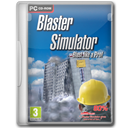 Blaster, Simulator Icon