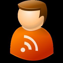 Icontexto, Rss, User, Web Icon
