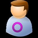 Icontexto, Orkut, User, Web Icon