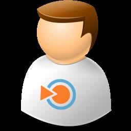Blinklist, Icontexto, User, Web Icon
