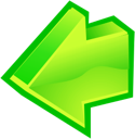 Arrow, Back Icon