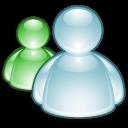 Instant, Messenger Icon