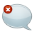 Comment, Remove Icon