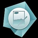 Net, Paint Icon