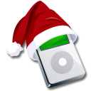Ipod, Santaclaus Icon