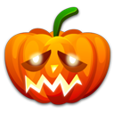 Halloween, Sad Icon