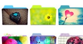 Cute Folders Icons
