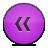 Button, Pink, Rewind Icon