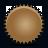 Brown, Splash Icon