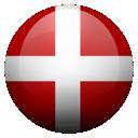 Danish, Denmark, Dk Icon
