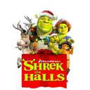 Christmas, Icon, Shrek Icon