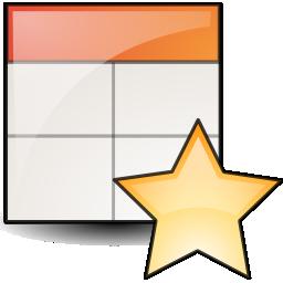 New, Presentation Icon