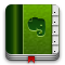 Alt, Evernote Icon