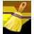 Clear, Edit, Gnome Icon