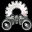 Gnome, Search, System Icon