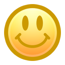 Happy, Smiley Icon