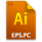 Ai, Document, Epspcfile, File Icon