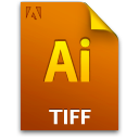 Adobe, Ai, Document, File, Tifffile Icon