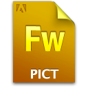 Document, File, Fw, Pict Icon