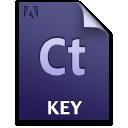 Connectionkey, Document, File Icon