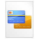 Card, Credit, Document Icon