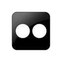 Flickr, Square Icon