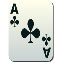 Ace, Cards, Game, Poker Icon