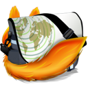 Baggs, Firefox Icon