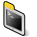 Apple, Beos, Terminal Icon