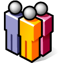 Beos, People, Users Icon
