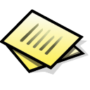 Beos, Text Icon