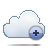 Add, Cloud Icon