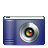 Camera, Digital Icon