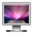 Aurora, Leopard, Screen Icon