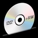 Disc, Dvd+Rw Icon
