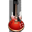 Guitar, Instrument Icon