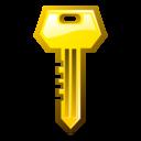 Key, Primary Icon