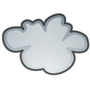 Fog, Weather Icon