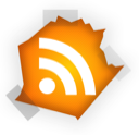 Feed, Hole, In, Rss, Wall Icon